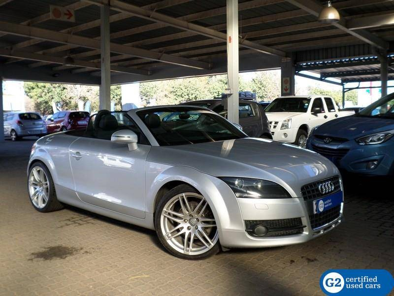 used audi tt fsi roadster a t for sale in gauteng id 1543019. Black Bedroom Furniture Sets. Home Design Ideas