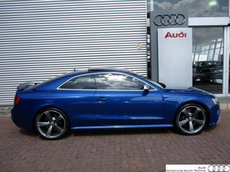 used audi rs5 coupe quattro stronic for sale in gauteng id 1543209. Black Bedroom Furniture Sets. Home Design Ideas