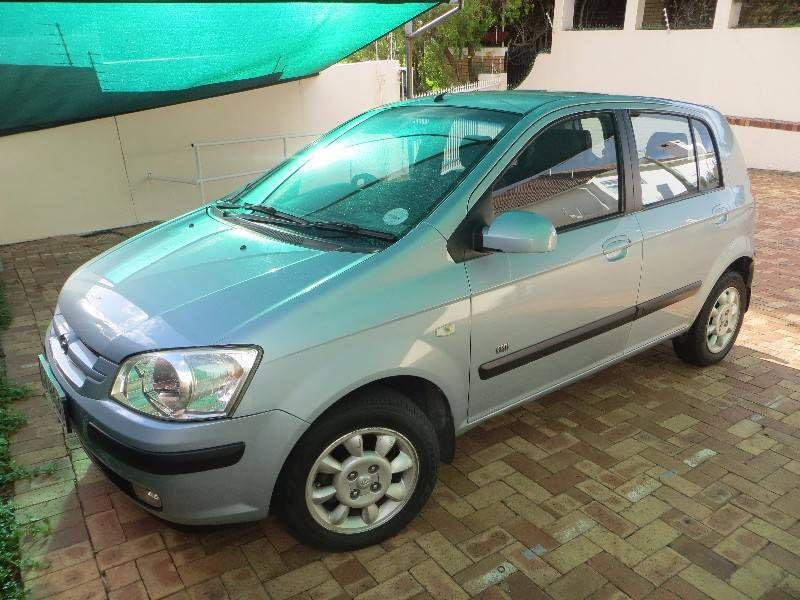 used hyundai getz 1 5 crdi hs for sale in western cape id 1543374. Black Bedroom Furniture Sets. Home Design Ideas