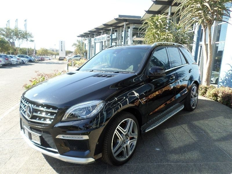 Used mercedes benz m class ml 63 amg for sale in gauteng for Mercedes benz pretoria