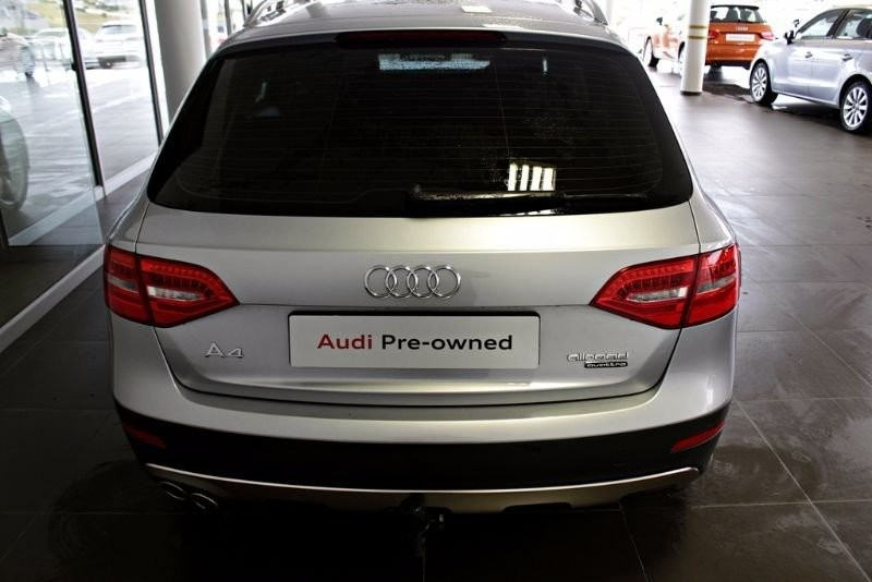 Used audi a4 allroad 2 0 tdi quatt s tronic for sale in