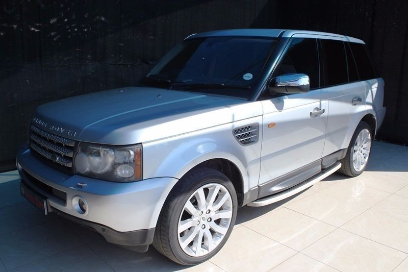 Used Land Rover Range Rover Sport Hse 4 4 V8 For Sale In