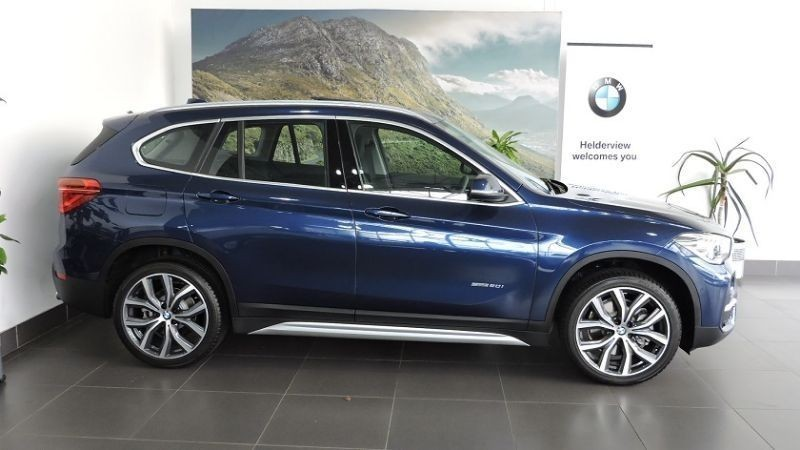 used bmw x1 sdrive20i xline auto for sale in western cape id 1545328. Black Bedroom Furniture Sets. Home Design Ideas