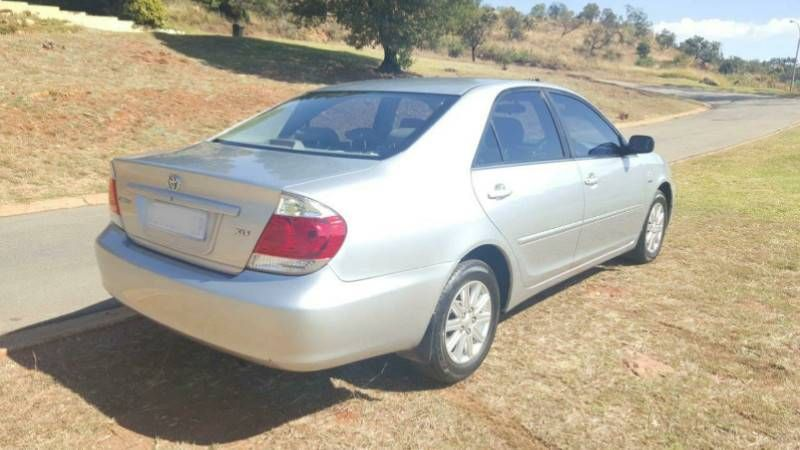 used toyota camry 2 4 xli a t for sale in gauteng id 1545376. Black Bedroom Furniture Sets. Home Design Ideas