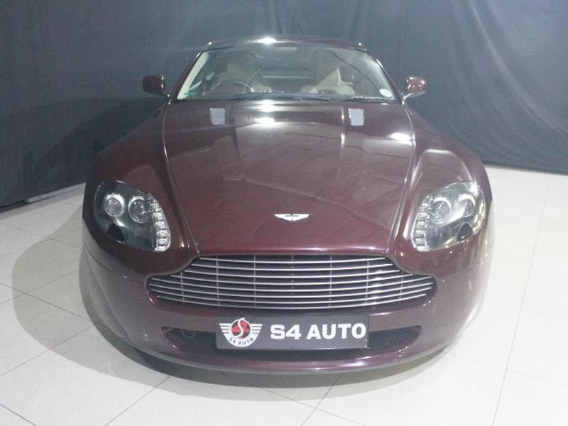 2007 aston martin vantage coupe for sale in gauteng. Cars Review. Best American Auto & Cars Review