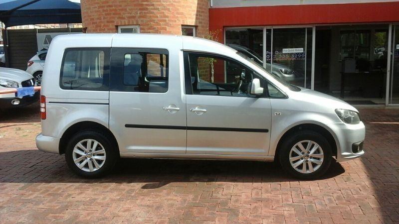 used volkswagen caddy 81kw trendline life for sale in gauteng id 1545679. Black Bedroom Furniture Sets. Home Design Ideas