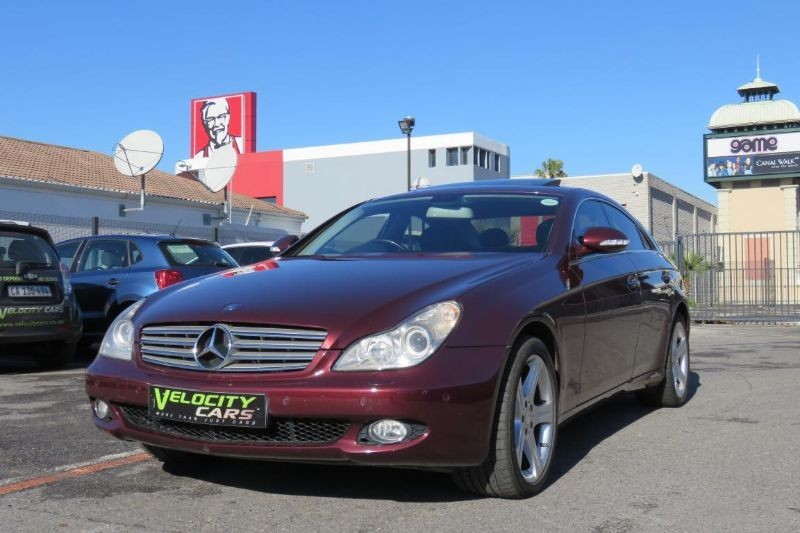 Used mercedes benz cls class cls 350 for sale in western for 2007 mercedes benz cls class