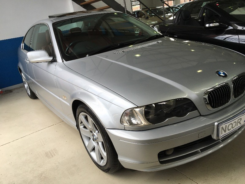used bmw 3 series 325ci coupe one owner silver red plus sunroof etc for sale in kwazulu natal. Black Bedroom Furniture Sets. Home Design Ideas