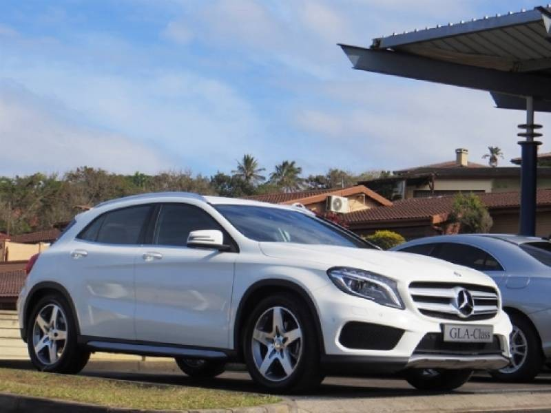 Used mercedes benz gla class 200 auto for sale in kwazulu for Mercedes benz financial report 2016