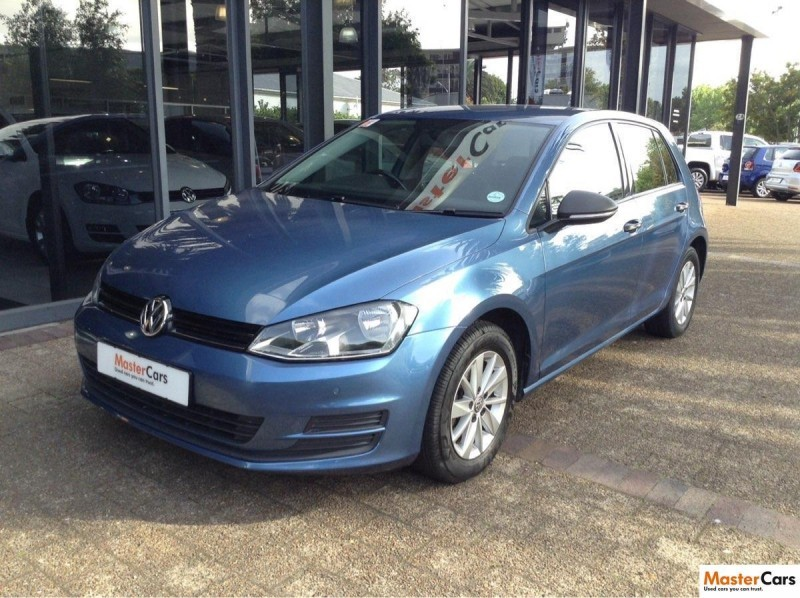 used volkswagen golf vii 1 4 tsi trendline for sale in western cape id 1546281. Black Bedroom Furniture Sets. Home Design Ideas