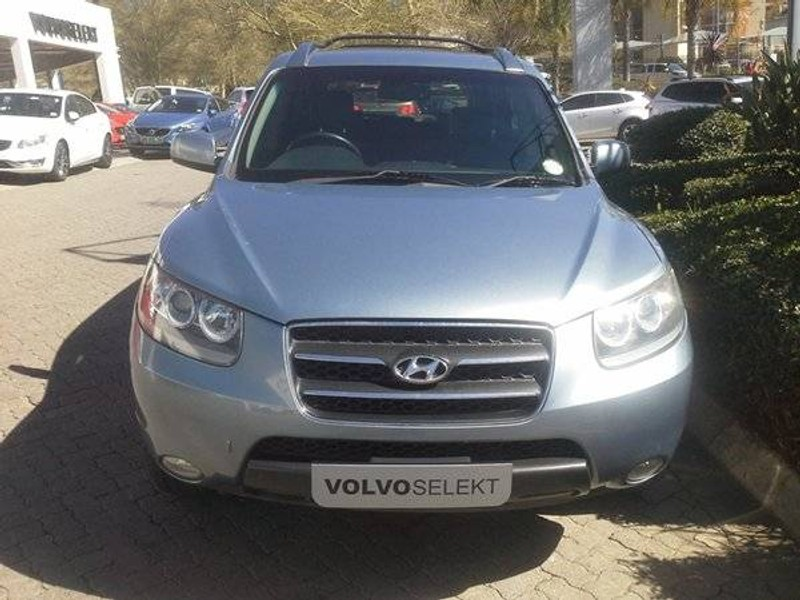 used hyundai santa fe 2 2 crdi a t 4x4 for sale in north west province id 1546337. Black Bedroom Furniture Sets. Home Design Ideas