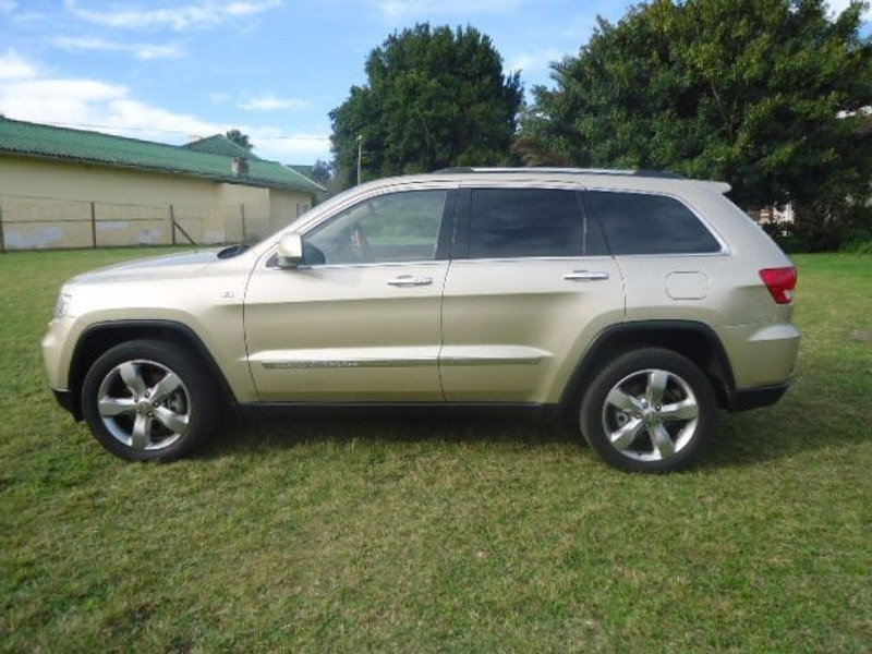 used jeep grand cherokee 3 6 overland 4x4 auto for sale in western. Cars Review. Best American Auto & Cars Review