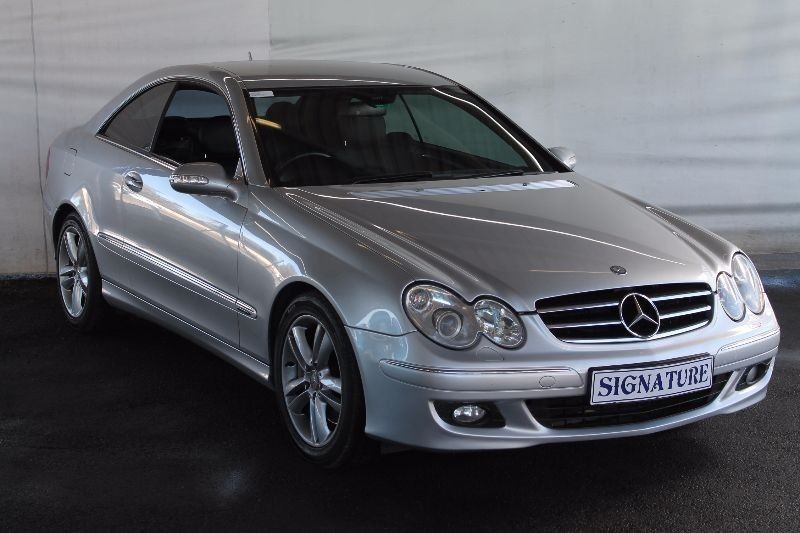 used mercedes benz clk class clk 350 coupe a t for sale in gauteng id 1546952. Black Bedroom Furniture Sets. Home Design Ideas