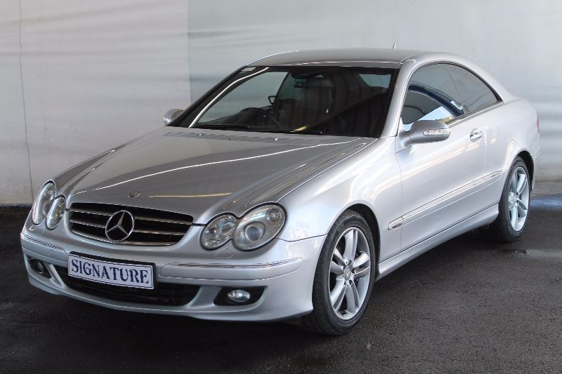 Used mercedes benz clk class clk 350 coupe a t for sale in for Mercedes benz clk500 for sale