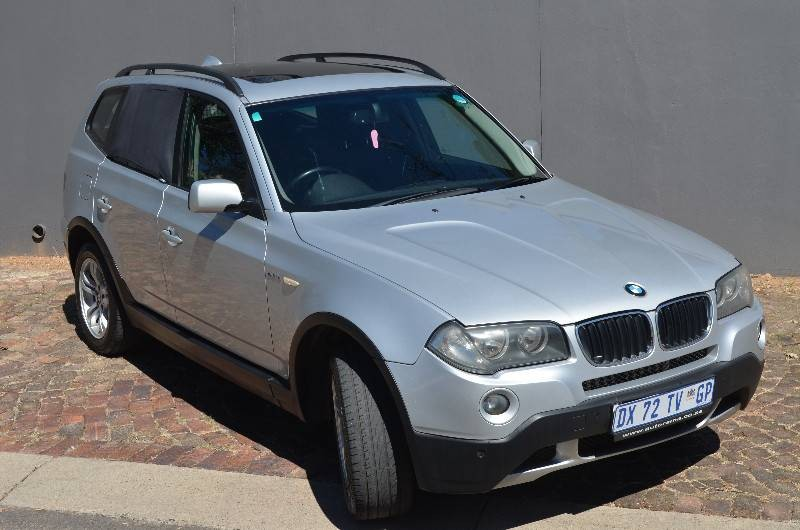 used bmw x3 for sale in gauteng id 1547436. Black Bedroom Furniture Sets. Home Design Ideas