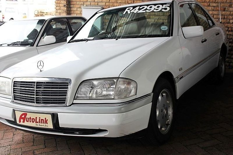 Used mercedes benz c class c220 classic automatic for sale for 1996 mercedes benz c220