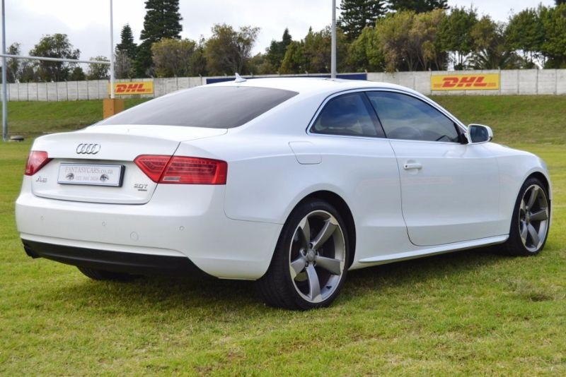 Used audi a5 audi a5 2 0l coupe new shape for sale in western cape id 1547809 - 2012 audi a5 coupe for sale ...