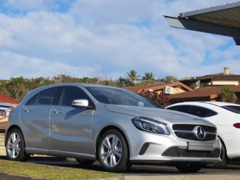 Used mercedes benz a class a 200 urban auto for sale in for Mercedes benz financial report 2016
