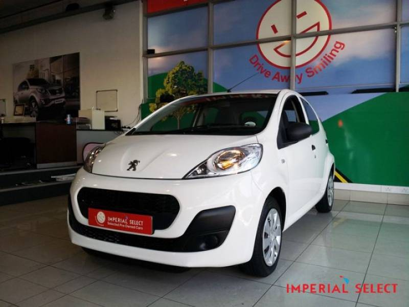 used peugeot 107 trendy for sale in western cape id 1548334. Black Bedroom Furniture Sets. Home Design Ideas