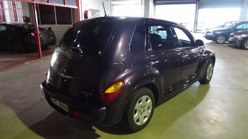 used chrysler pt cruiser 2 2 crd classic for sale in western cape id 1548434. Black Bedroom Furniture Sets. Home Design Ideas