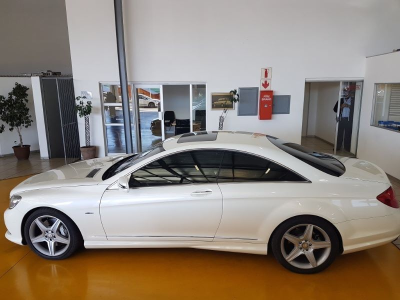 Used mercedes benz cl class cl500 amg pack for sale in for Mercedes benz cl class for sale