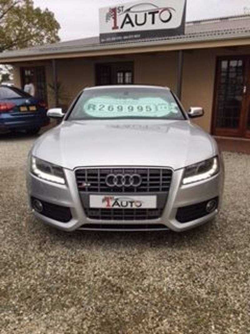 used audi s5 quattro tip for sale in western cape id. Black Bedroom Furniture Sets. Home Design Ideas