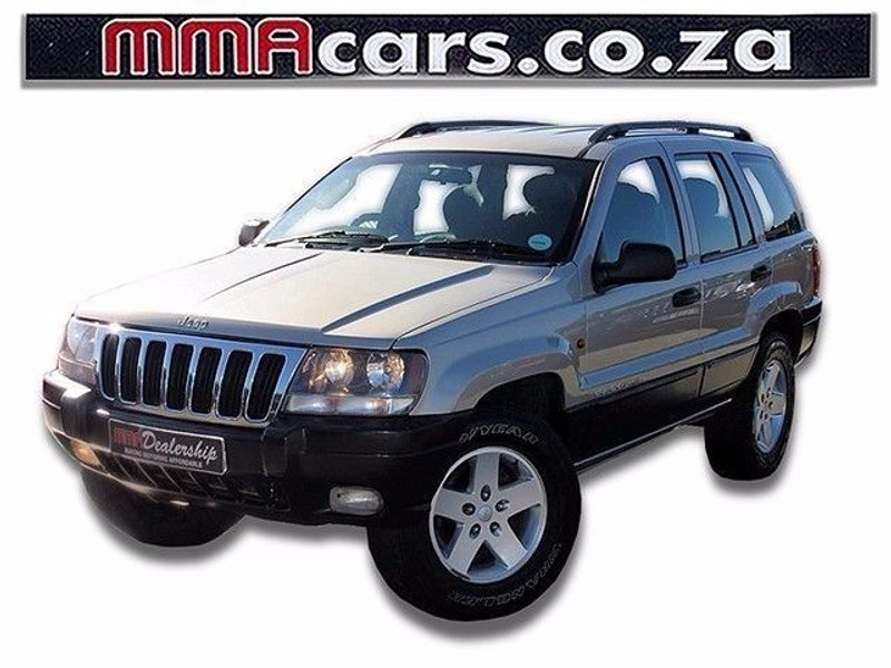 used jeep grand cherokee 4 7 v8 laredo for sale in kwazulu natal id 1548474. Black Bedroom Furniture Sets. Home Design Ideas