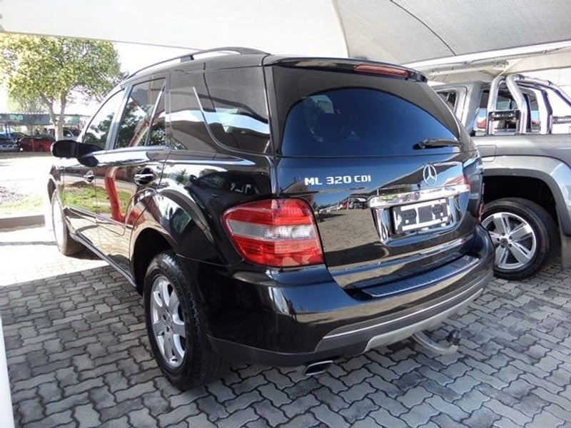 used mercedes benz m class ml 320 cdi a t for sale in kwazulu natal id 1548548. Black Bedroom Furniture Sets. Home Design Ideas