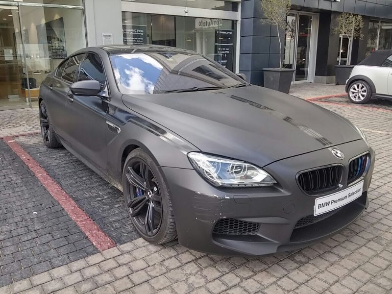 used bmw m6 m6 gran coupe m dct for sale in gauteng id 1548805. Black Bedroom Furniture Sets. Home Design Ideas