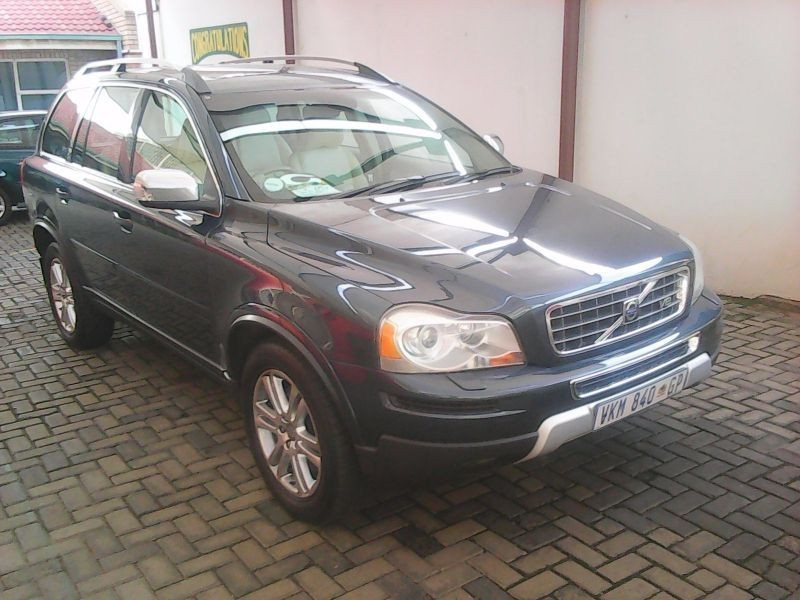 used volvo xc90 v8 executive for sale in gauteng id 1548839. Black Bedroom Furniture Sets. Home Design Ideas