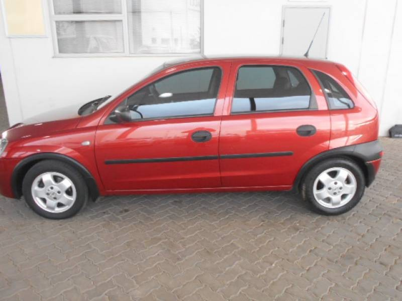 used opel corsa 1 7 dti elegance for sale in gauteng id 1548896. Black Bedroom Furniture Sets. Home Design Ideas