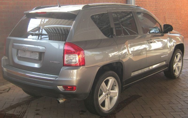 used jeep compass 2 0 ltd for sale in north west province. Black Bedroom Furniture Sets. Home Design Ideas