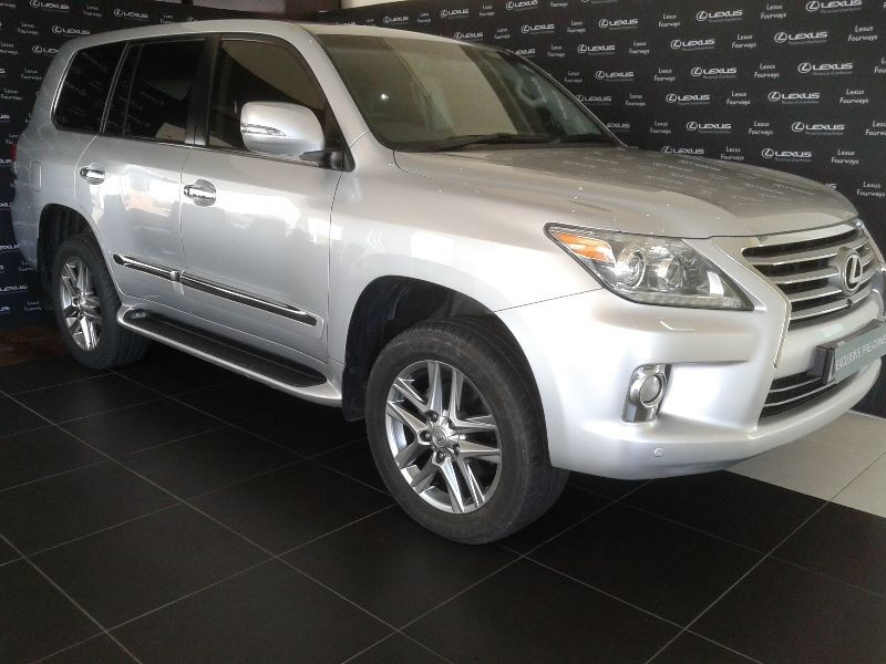used lexus lx 5 7 v8 for sale in gauteng id 1549010. Black Bedroom Furniture Sets. Home Design Ideas