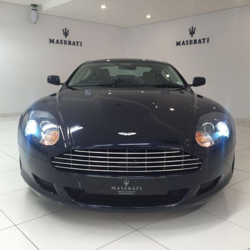 2009 Aston Martin Vantage Camshaft: Used Aston Martin DB9 Coupe 40000km 2009 For Sale In