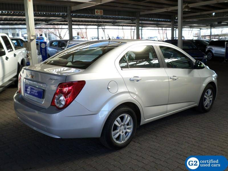 used chevrolet sonic 1 6 ls for sale in gauteng id 1549711. Black Bedroom Furniture Sets. Home Design Ideas