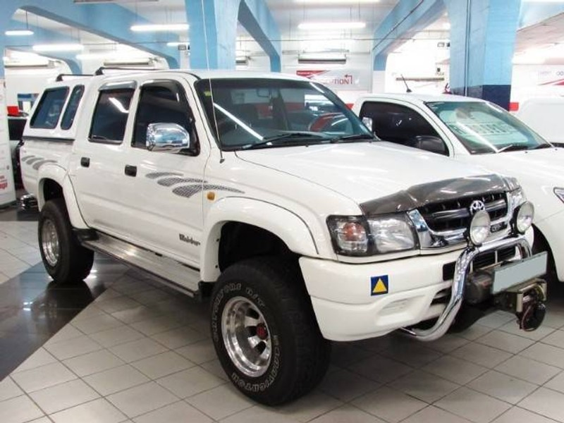 Used Toyota Hilux 3 0kz Te Raider 4x4 P U D C For Sale In