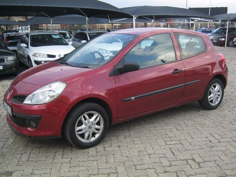 used renault clio iii 1 4 expression 3dr for sale in gauteng id 1550026. Black Bedroom Furniture Sets. Home Design Ideas