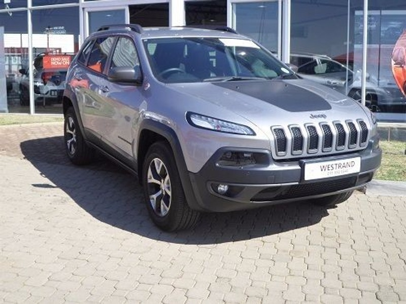 used jeep cherokee 3 2 trailhawk auto for sale in gauteng id 1550138. Black Bedroom Furniture Sets. Home Design Ideas