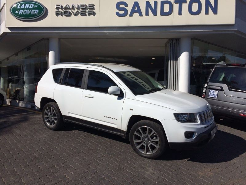 used jeep compass 2014 jeep compass 2 0 cvt for sale in gauteng id 1550964. Black Bedroom Furniture Sets. Home Design Ideas