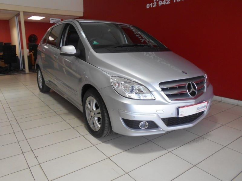 Used Mercedes Benz B Class B180 Auto For Sale In Gauteng