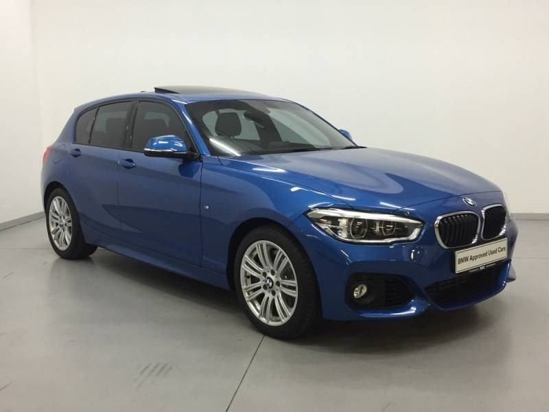 used bmw 1 series 118i m sport 5 door auto for sale in kwazulu natal id 1551230. Black Bedroom Furniture Sets. Home Design Ideas