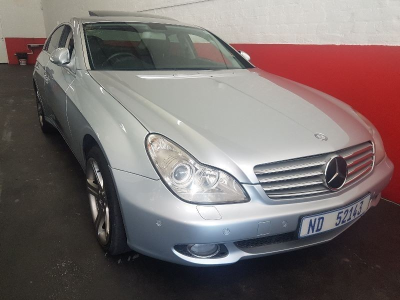 used mercedes benz cls class cls 350 for sale in kwazulu natal id 1551280. Black Bedroom Furniture Sets. Home Design Ideas