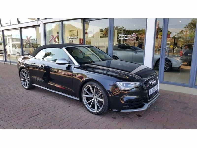used audi rs5 quattro cab stronic for sale in gauteng id 1551306. Black Bedroom Furniture Sets. Home Design Ideas