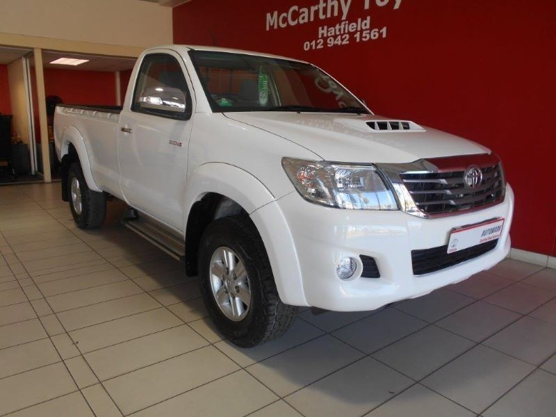 Used Toyota Hilux Hilux 3.0 D4D Single Cab 4x2 for sale in ...