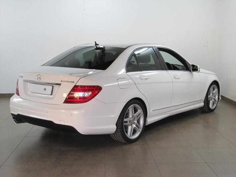 Used mercedes benz c class c250 cdi be avantgarde a t for for Mercedes benz c250 performance upgrades