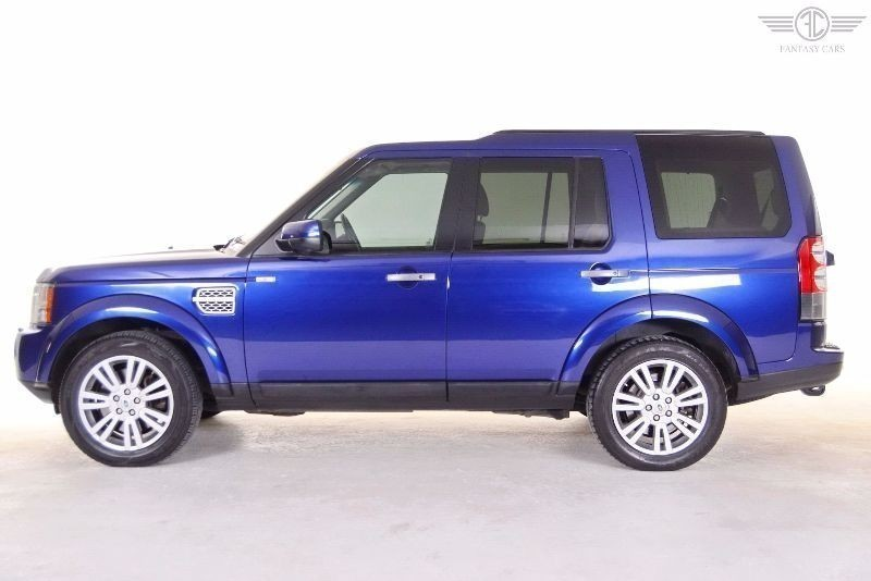 Used Land Rover Discovery 4 Tdv6 Hse 7 Seater For