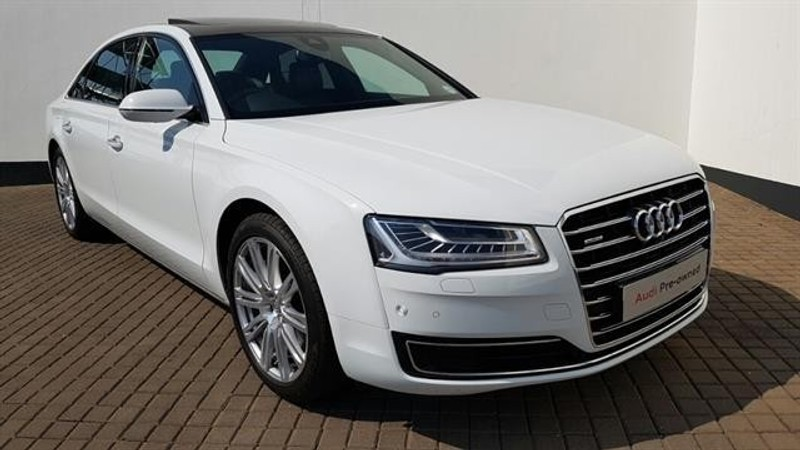 used audi a8 3 0 tdi quattro lwb for sale in gauteng id 1552243. Black Bedroom Furniture Sets. Home Design Ideas