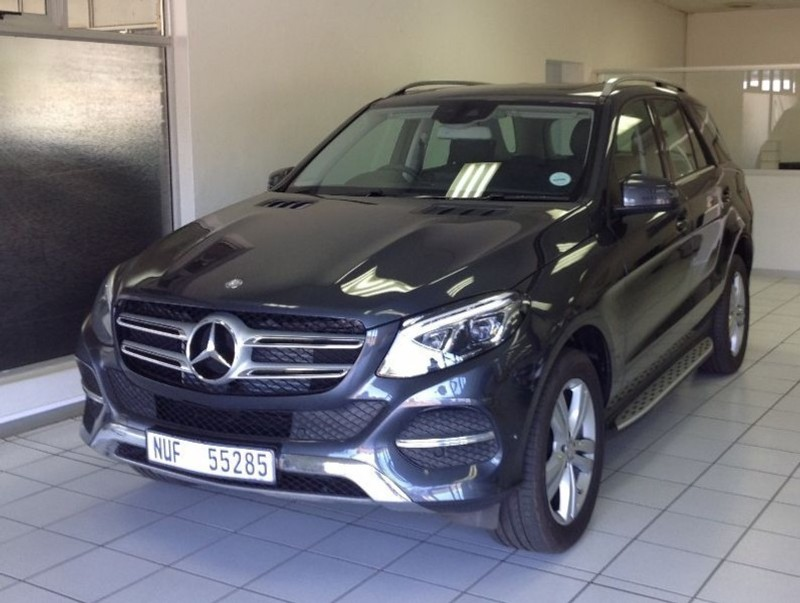Used mercedes benz gle class demo clearance special for for Mercedes benz demo cars