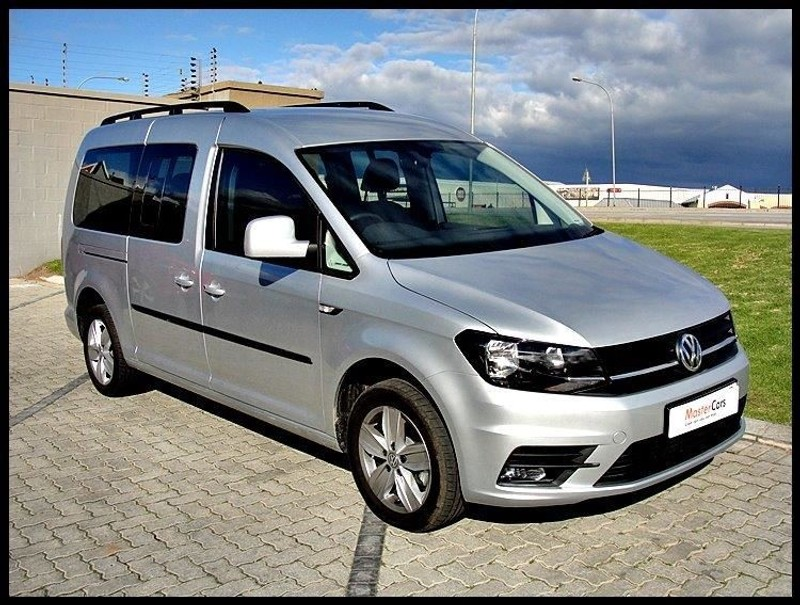 used volkswagen caddy maxi 2 0 tdi trendline dsg 103kw for sale in western cape. Black Bedroom Furniture Sets. Home Design Ideas
