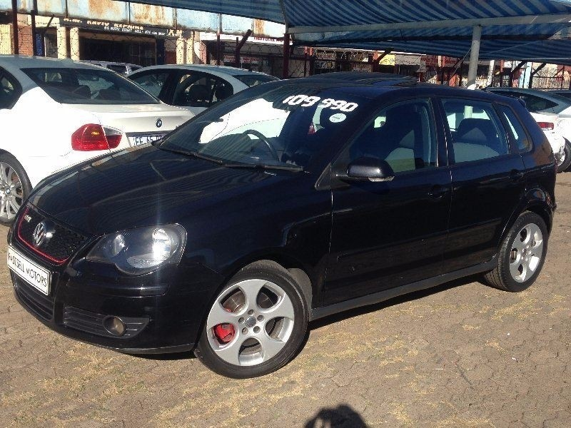 used volkswagen polo gti for sale in gauteng id 1553723. Black Bedroom Furniture Sets. Home Design Ideas